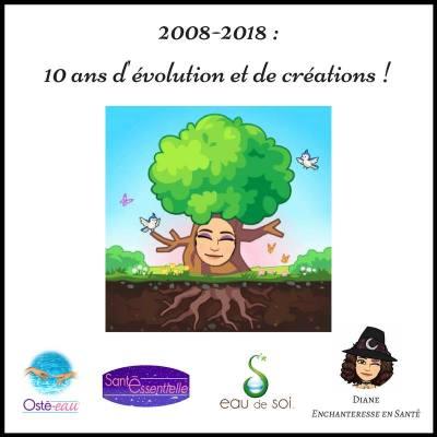 diane-enchanteresse-en-sante-10ans-evolution-et-creations