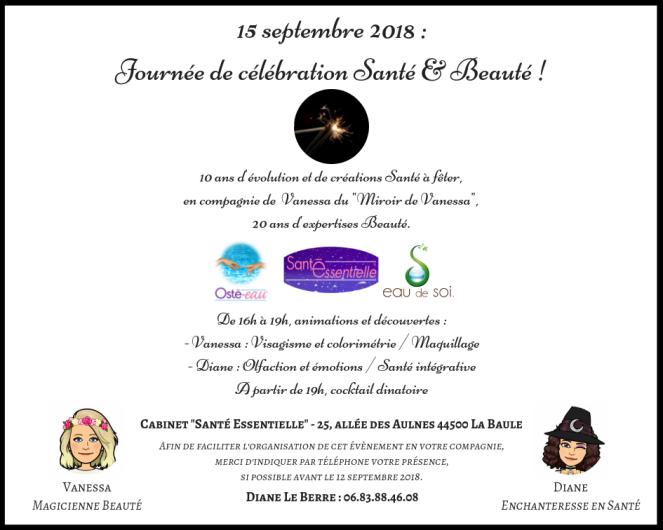 diane-enchanteresse-en-sante-15-septembre-2018-journee-celebration-santé -beauté